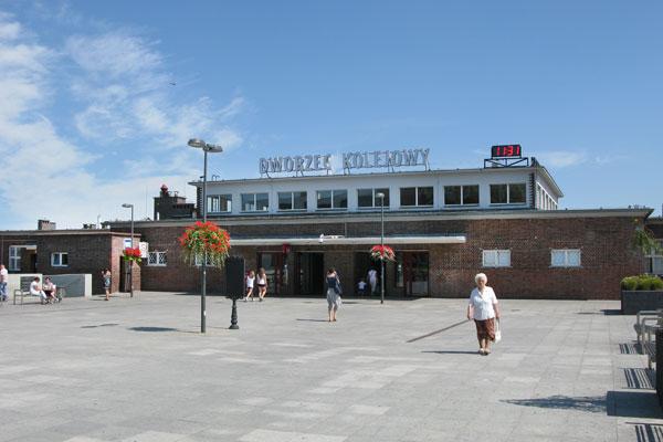 Hbf Tczew, 2014