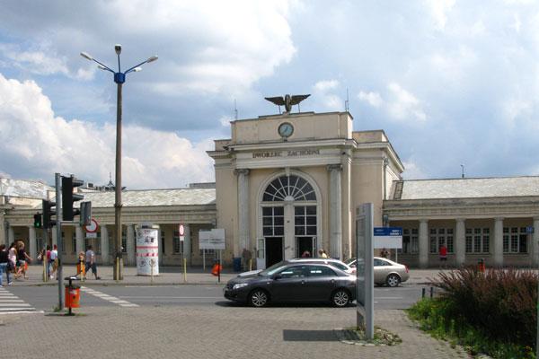 Hbf Poznan alt, 2014