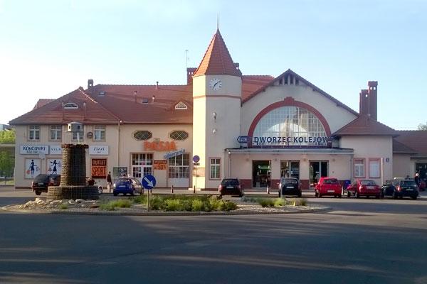 Bhf Kolobrzeg, 2015
