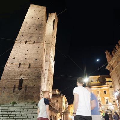 Due Torre, Bologna, 2017