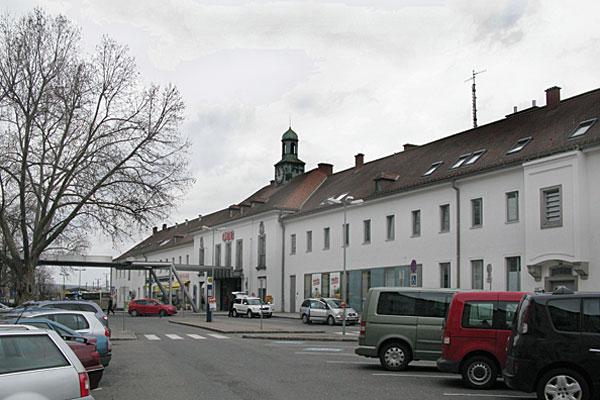 Bhf Krems, 2011