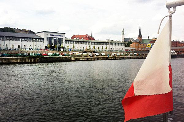 Hbf Szczecin, 2014