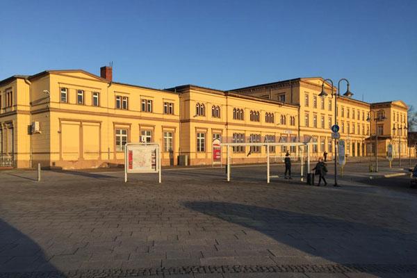 Wittenberge Bhf, 2019, Brandenburg
