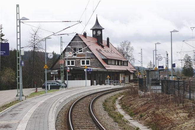 Bhf Feldberg-Bärental, 2019