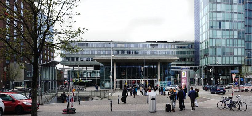 Hbf Freiburg, 2019