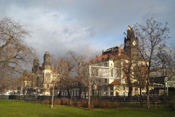 Hbf Prag, alt, 2014