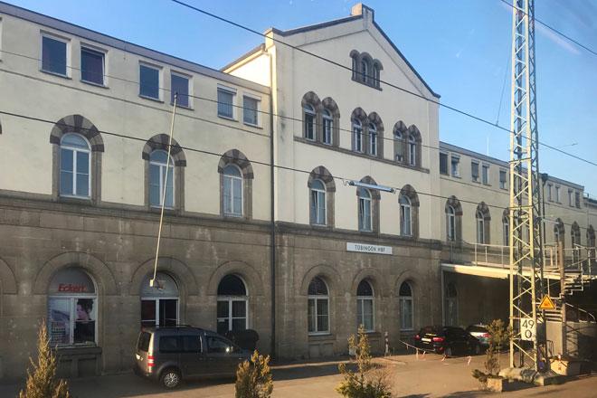 Bhf Tübingen, 2019