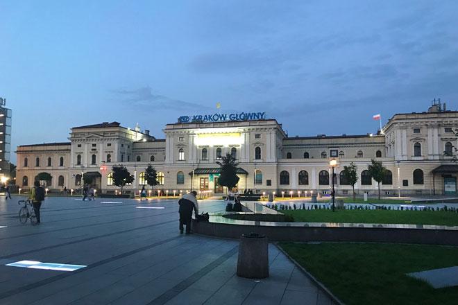 Hbf Krakow, 2019
