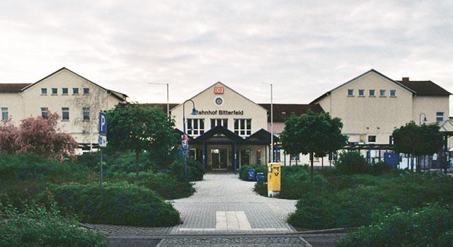 Bhf Bitterfeld, 2019