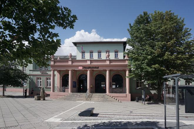 Naumburg Hbf, 2019