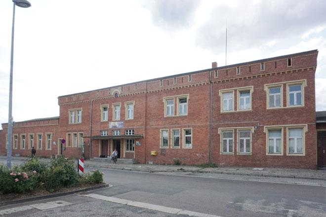Bhf Rosslau, 2019