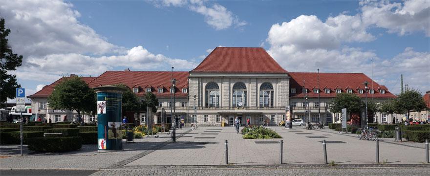 Hbf Weimar, 2019