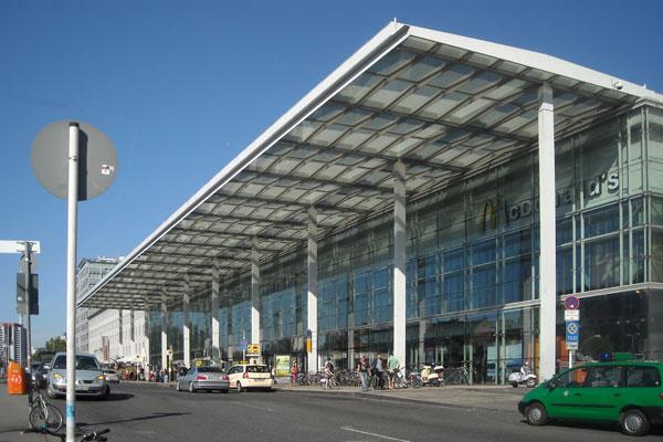 Berlin-Ostbahnhof, 2011
