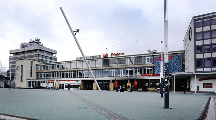 Hbf Kassel, 2020