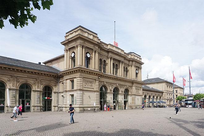 Hbf Mainz, 2020