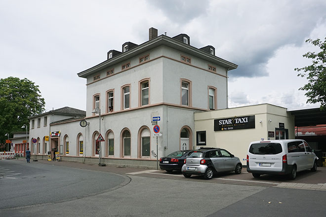 Bhf Eltville, 2020