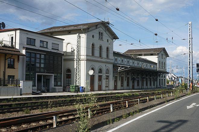 Bhf Rüdesheim, 2020