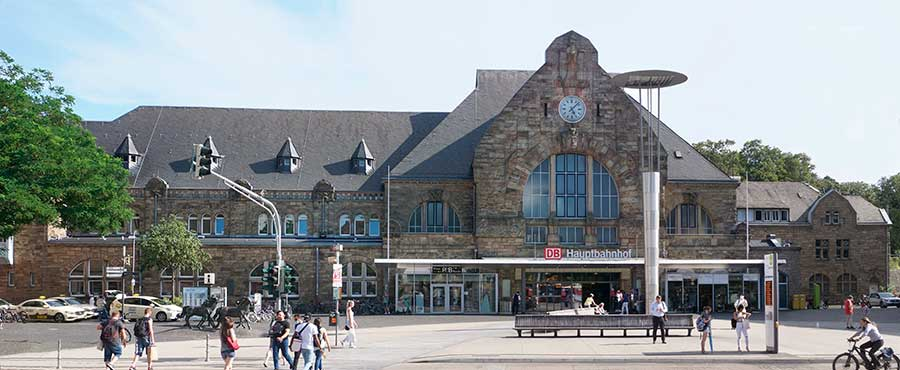 Hbf Aachen, 2020