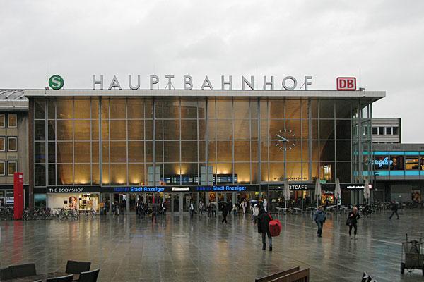 Hbf Köln 2012