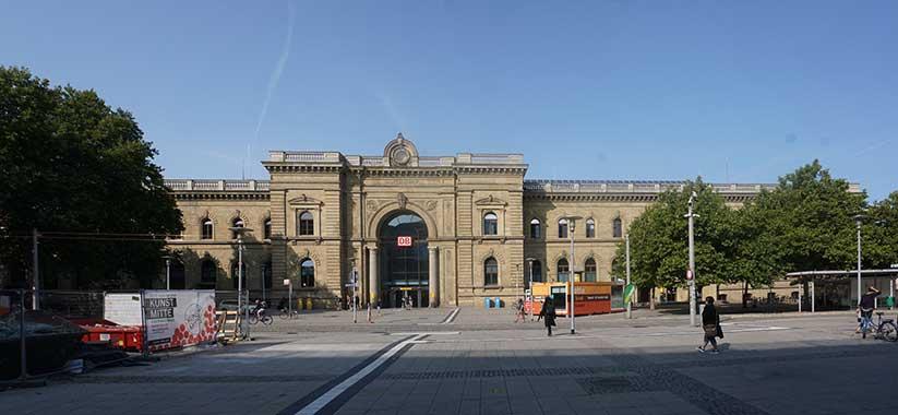 Hbf Magdeburg, 2020