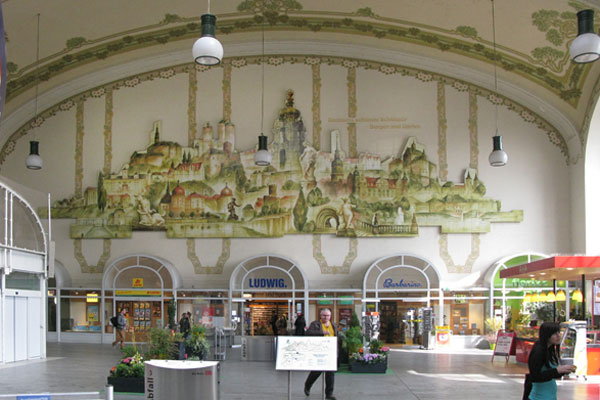 Dresden-Neustadt innen, 2016