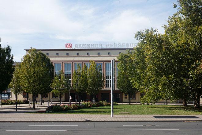 Hbf Merseburg, 2020