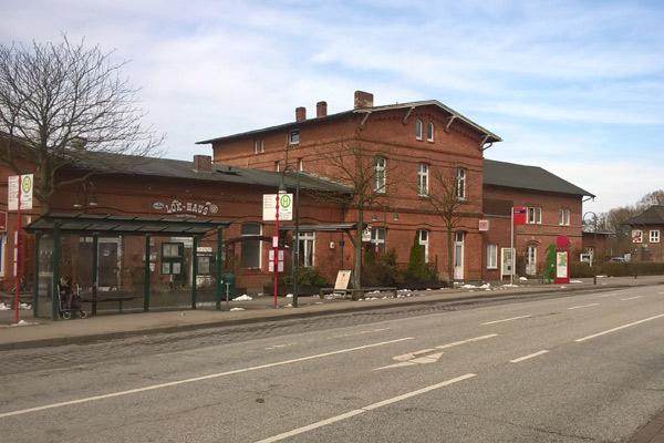Bhf Mölln, 2018
