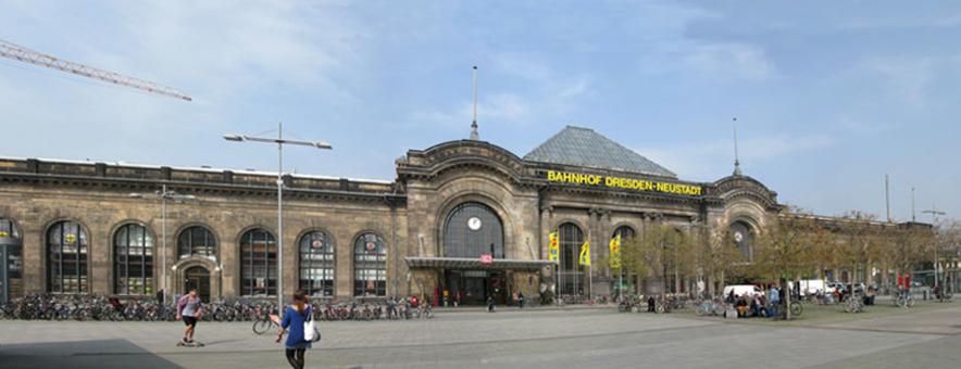 Dresden-Neustadt, 2014