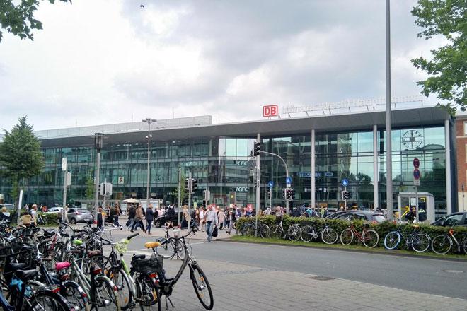Münster Hbf
