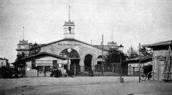 Dresdner Bahnhof 1860